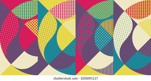Seamless geometric background. Vector illustration. Can be used for advertising, marketing, presentation.