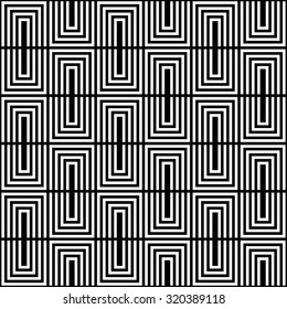 seamless geometric pattern background with stipes line