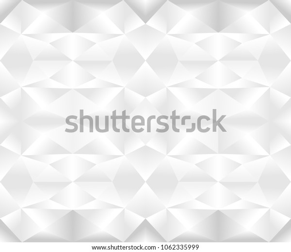 Seamless geometric pattern in gradient black and white colors. Abstract background texture. Vector illustration, EPS10.