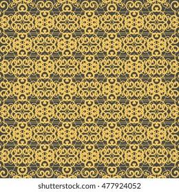 Seamless geometric pattern on background. Wallpaper pattern