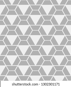 Seamless geometric pattern. Geometric simple print. Vector repeating texture. Modern hipster swatch. Minimalistic repeating background.