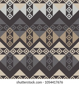 Seamless geometric pattern. The texture of the squares and polka dot. Textile rapport.