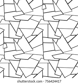 Seamless Geometric Pattern Images Stock Photos Vectors