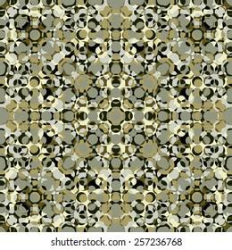 Seamless geometric pattern. Vector design.