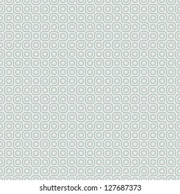 Seamless geometric pattern. Vector texture with maze and dots