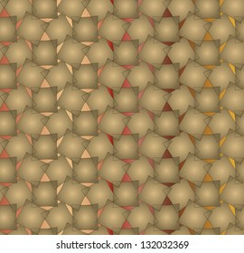 Seamless geometric tiling background