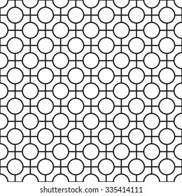 Seamless Geometric Trellis Pattern Texture Background Wallpaper