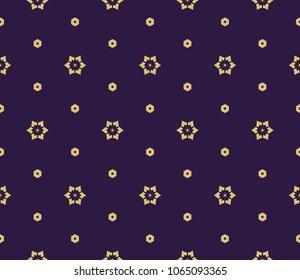 Seamless Geometrical linear texture. Original geometrical puzzle. Backdrop. Vector illustration. For design, wallpaper, fashion, print.