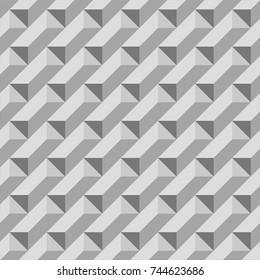 Seamless geometrical pattern background.
