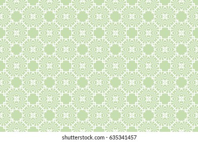 Seamless geometrical pattern. vector illustration. For design, wallpaper, background fills, wrapping, card, banner, flyer. Ethnic ornament