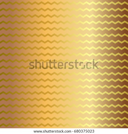 Seamless Gold Chevron Pattern Wallpaper Background Wrapping Paper