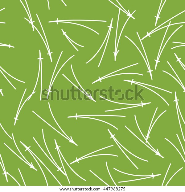 Seamless green and white vintage japanese textile pattern vector