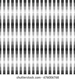 Seamless halftone dots pattern, geo, geometric background, screen print texture, black and white vector graphic, seamless fabric print, seamless halftone background, digital technology background