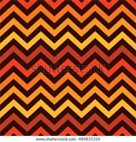 b1cb639c0242e Seamless Halloween color zigzag chevron pattern background   Halloween  seamless pattern background with waves.
