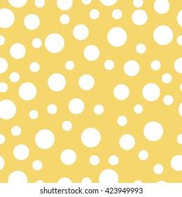 Seamless illustration of cheese pattern. Vector illustration
