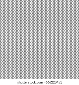Seamless industrial metal carbon texture vector background grid backdrop dark grey