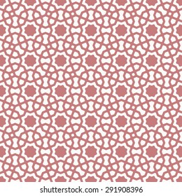 Seamless Islamic Pattern.