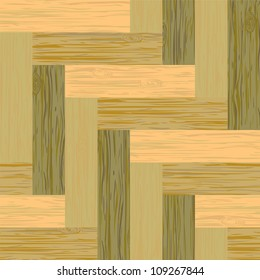 Seamless light wood herring bone pattern