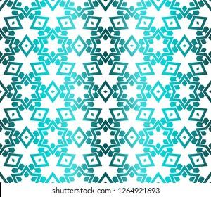 Seamless Modern Pattern. Art-Deco Geometric Background. Graphic Design. Vector Illustration
