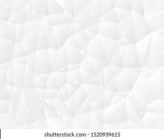 Seamless modern vector geometric background. Polygonal art. Web design background
