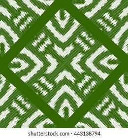 Seamless ornamental vector background.