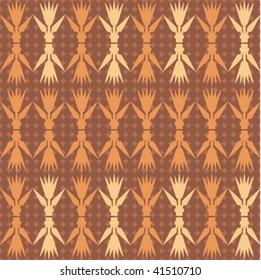 seamless ornate pattern