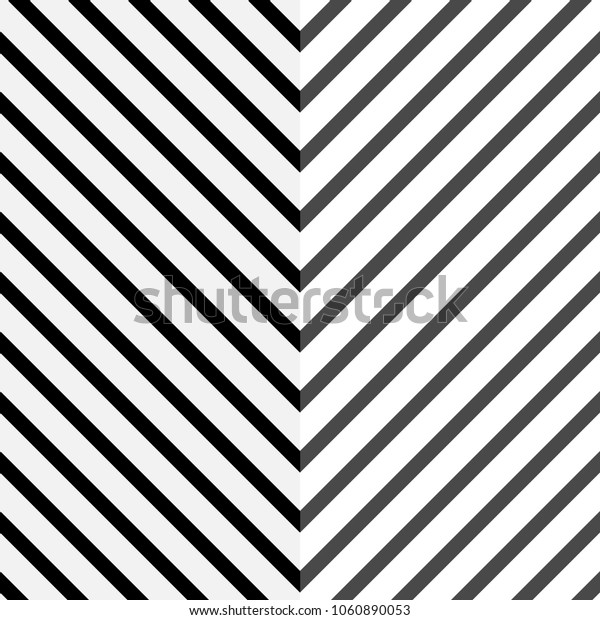 Seamless patern texture zig zag. Flat vector repeating illustration