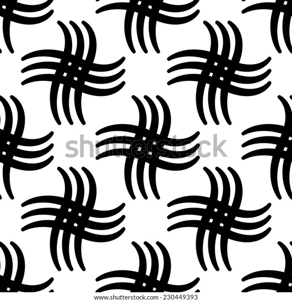 Seamless pattern abstract 1