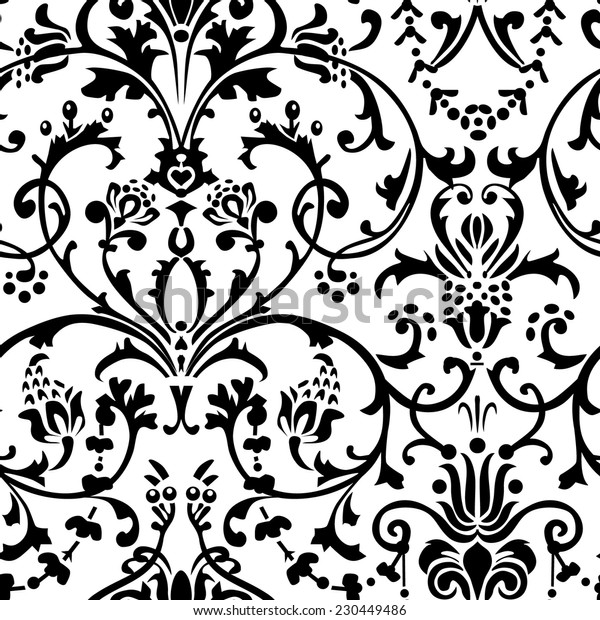 Seamless pattern abstract 10