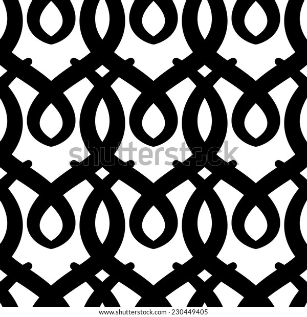 Seamless pattern abstract 6