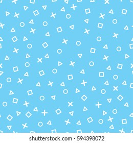 Seamless pattern. Abstract background. For brochure, flyer, poster, magazine, cd cover packaging, fabric, decoration, websites, printing, booklet, banner.