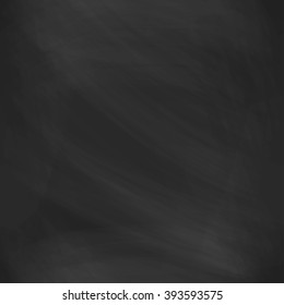 Seamless pattern black chalk board with stains. Realistic board backdrop for your design. Seamless vector background.Blackboard chalk vector seamless wallpaper