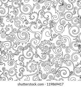 Seamless pattern can be used for textiles, wrapping paper, wallpaper, pattern fills, web page background, surface textures.