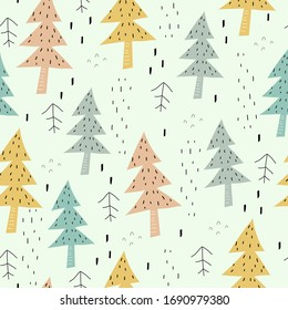 Winter Trees Drawing Images Stock Photos Vectors Shutterstock Find and save images from the cartoon aesthetic collection by chanel (unicornstan) on we heart it, your everyday app to get lost in what you love. https www shutterstock com image vector seamless pattern cartoon trees on neutral 1690979380