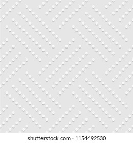 Seamless pattern of dots. Geometric dotted background. Vector illustration. Good quality. Good design.