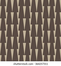 Seamless pattern with figures of different shapes and colors