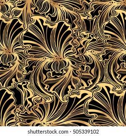 art nouveau pattern images stock photos vectors shutterstock