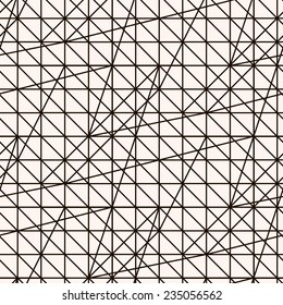 Seamless pattern. Geometric texture. Abstract background. backdrop mobile smartphone tablet desktop wallpaper banner web design element scrap booking textile vector illustration