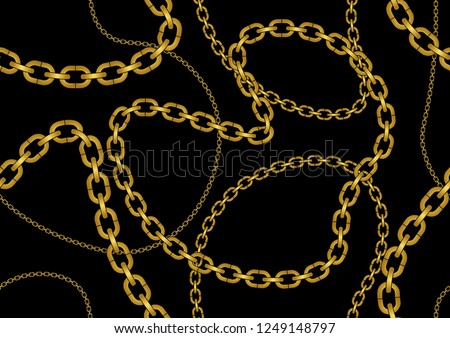 [Brésil]A propos de chasse au démon et des petits soucis qui s'y ratache... [Fate] Seamless-pattern-golden-chains-450w-1249148797