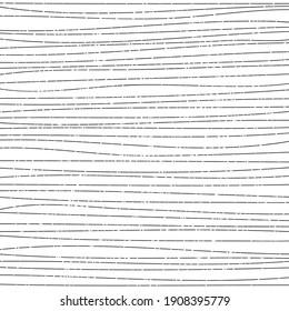 Seamless pattern with grunge horizontal black segments