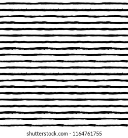 Seamless pattern with  hand drawn lines. Vector textured hand drawn pattern. Abstract background with brush strokes.