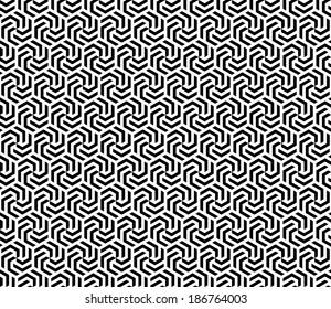 Seamless Pattern (Hex-based)