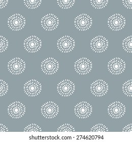 seamless pattern, japanese vector background design for fabric and decor