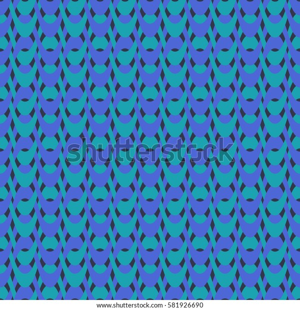 Seamless pattern knitting, weave . For Wallpaper and fabrics. Vector illustration.
