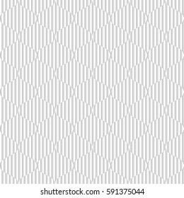 Seamless pattern of lines. Unusual striped wallpaper. Vector illustration. Good quality. Good design.