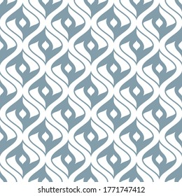 Seamless pattern in modern style. Vector illustration