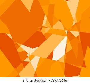 Seamless pattern in Orange from the Material Design palette