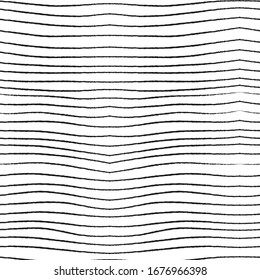 Seamless pattern with pencil stripes, background with hand drawn lines. Set of grunge doodle strokes. Geometric texture. Vector illustration