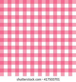 Seamless Pattern Plaid Texture Background