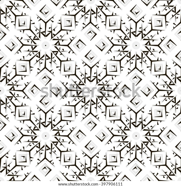 Seamless Pattern Repeating Floral Patterns Printing Stock